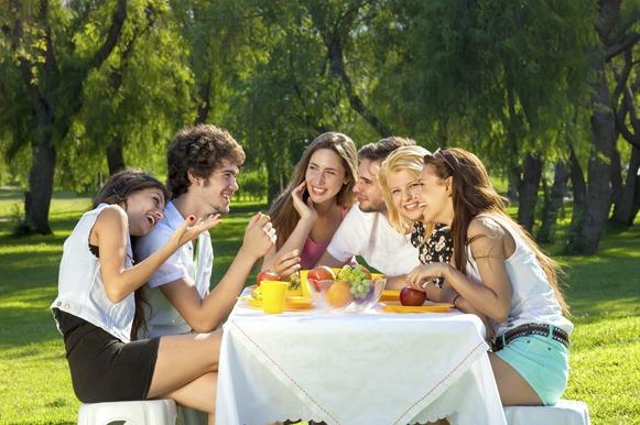 O cardápio ideal para os adolescentes