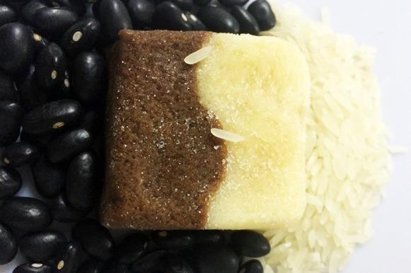 Casadinho de arroz e feijão